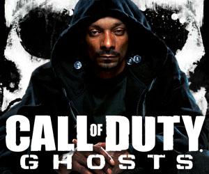 COD: Ghosts DLC ใหม่ ลงทุนจ้าง Snoop Dogg มาพากย์เสียงในเกม