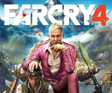 Far Cry4 แจกฟรี!!! …เมื่อสั่งซื้อล่วงหน้า